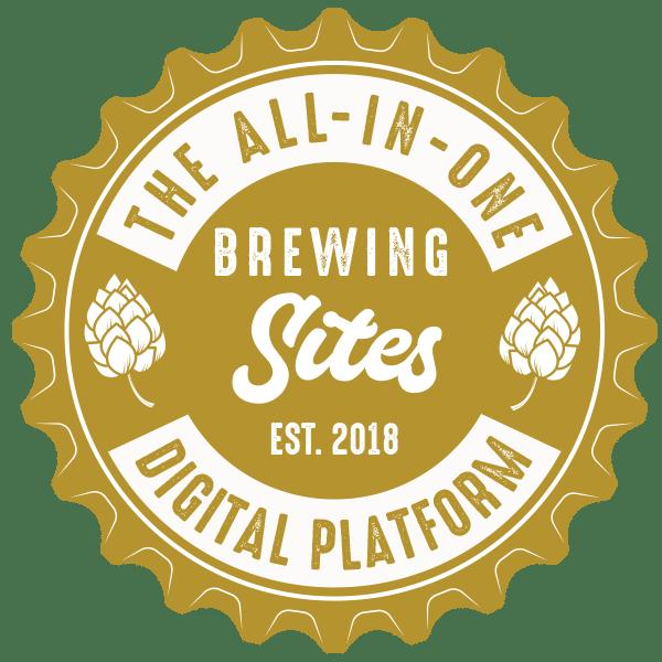 brewing sites beer graphic design
